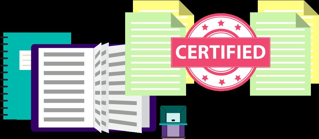 certified translation lingohaus