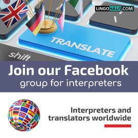 lingohaus facebook مجموعة المترجمين الفوريين